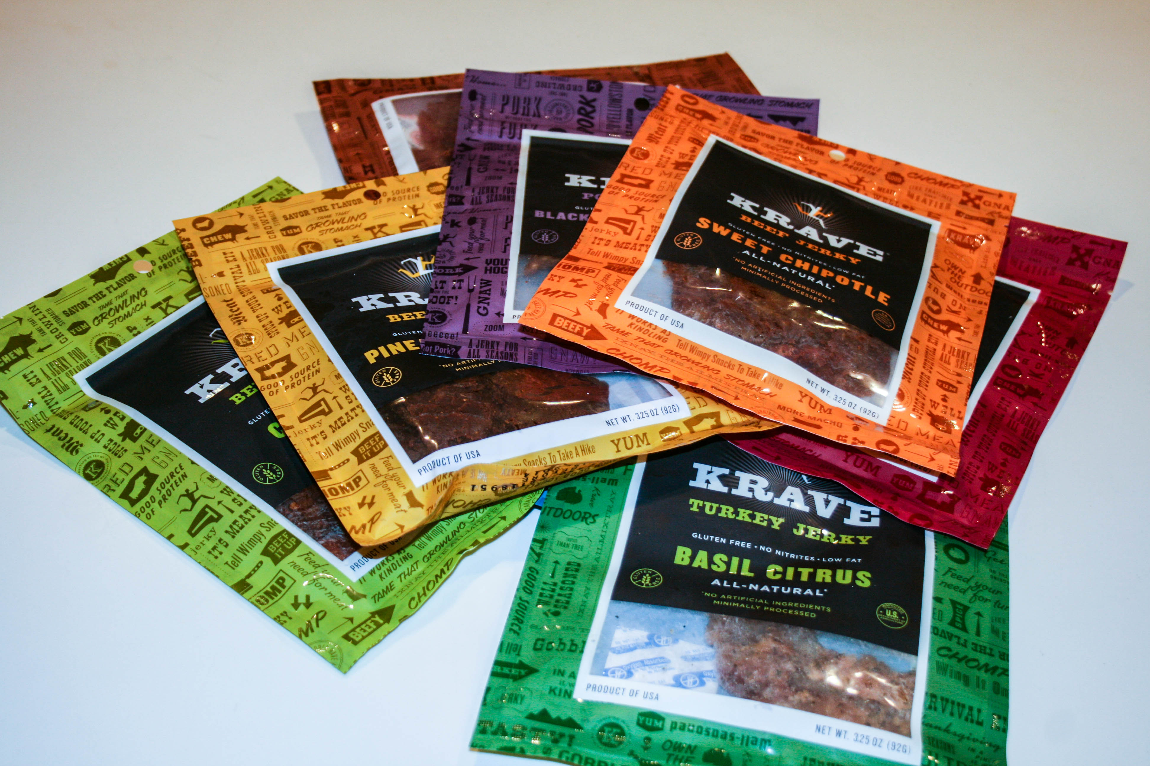 Product Review: KRAVE Jerky