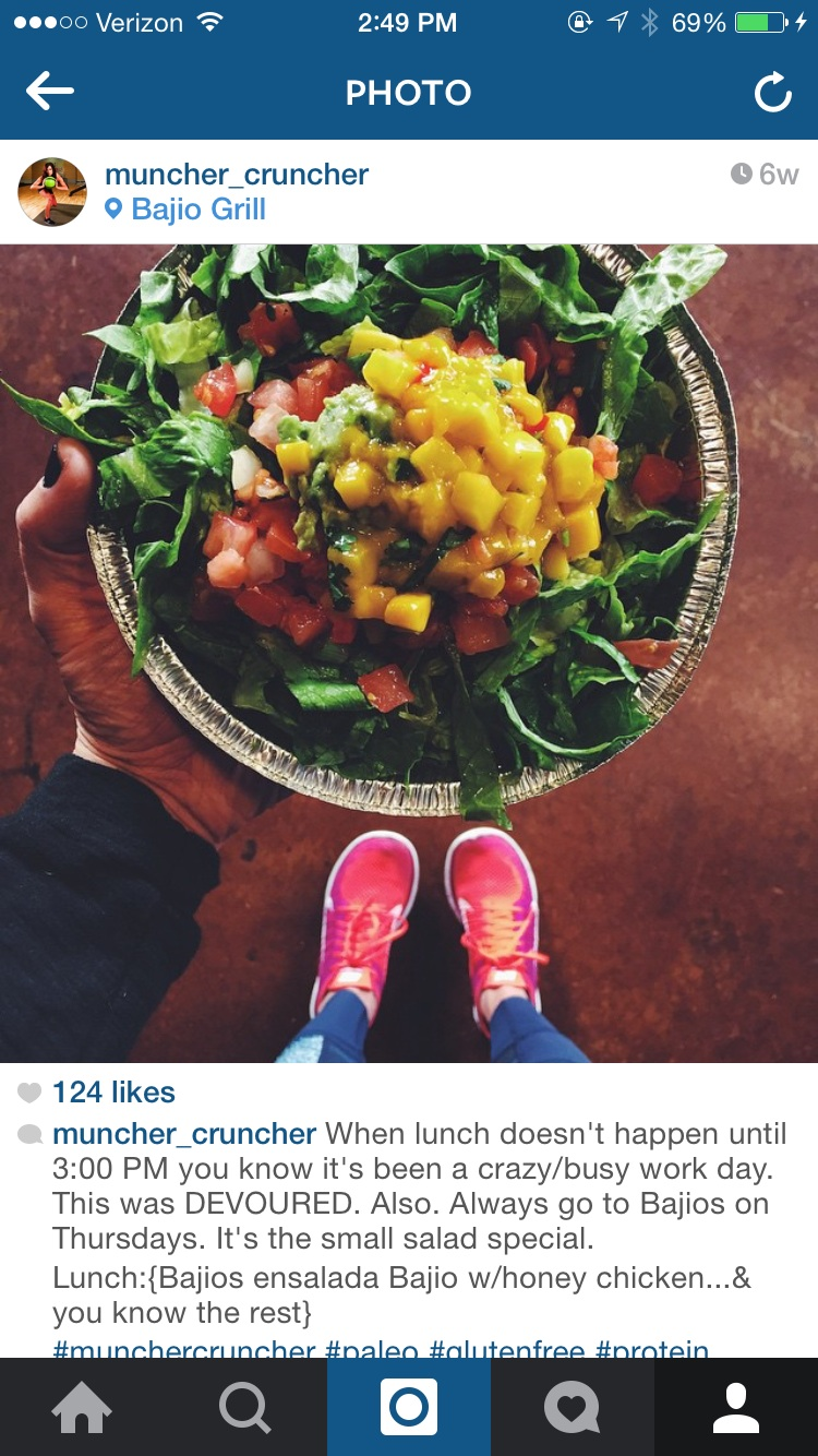 Eating Healthy When Eating Out + Some of My Favorite Utah Healthy Eats
