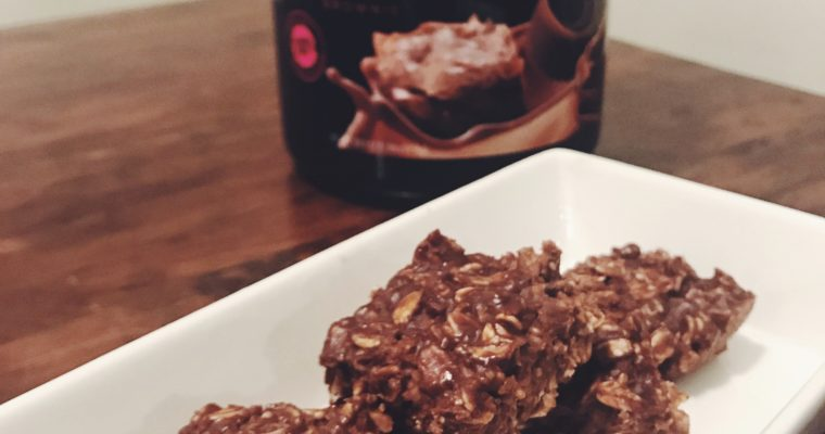 Healthy Protein No Bake Cookie Recipe | Muncher Cruncher