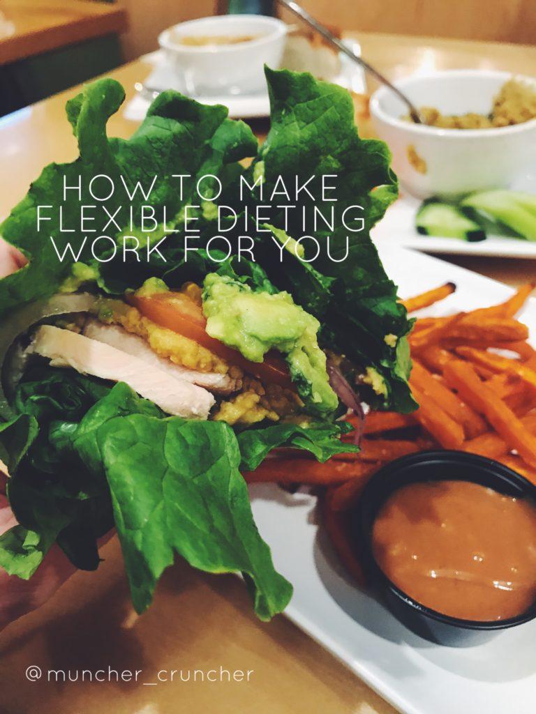 What Is Flexible Dieting Muncher Cruncher 2